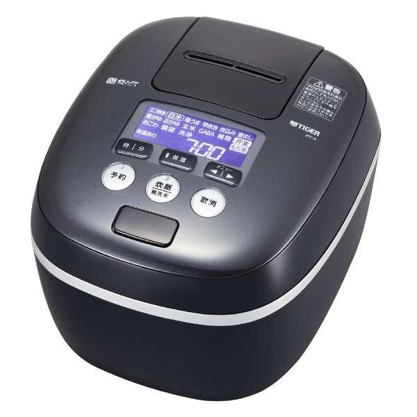 タイガー 炊きたて 1升炊き 圧力IH炊飯ジャー JPC-A182-KE