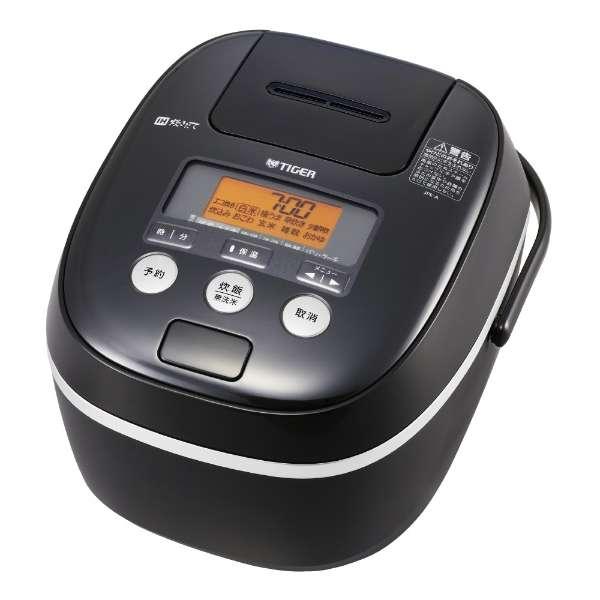 タイガー 炊きたて 1升炊き 圧力IH炊飯ジャー JPE-A181-K