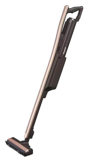 パナソニック 紙パック式コードレススティック掃除機 MC-PBU520J-N