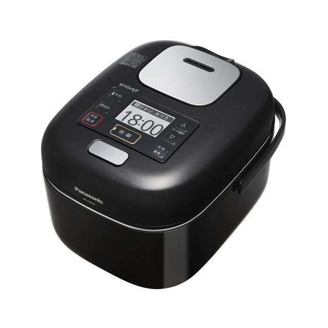 パナソニック 可変圧力IHジャー炊飯器 SR-JW058-KK