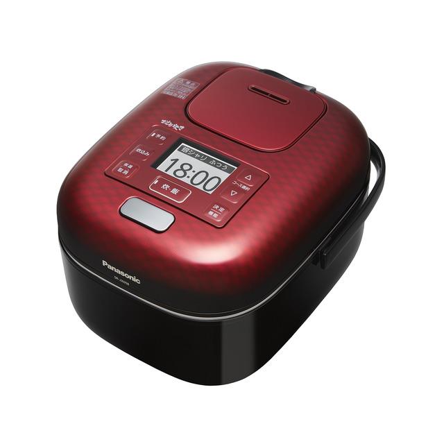 【ご予約受付中・次回納期未定】パナソニック 可変圧力IHジャー炊飯器 SR-JX058-K