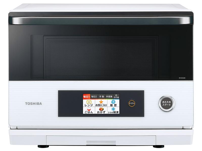 東芝 スチームオーブンレンジ ER-SD200-W