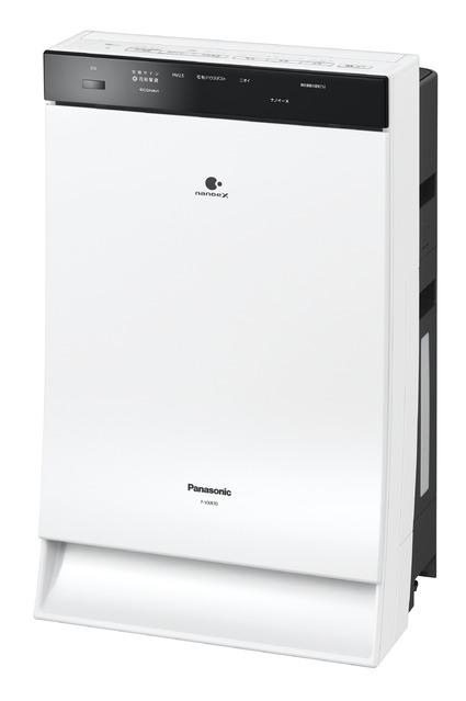 パナソニック加湿空気清浄機[適用床面積]空気清浄:31畳 F-VXR70-W