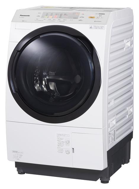 パナソニック ななめドラム洗濯乾燥機 NA-VX3900L-W