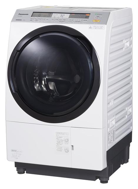 パナソニック ななめドラム洗濯乾燥機 NA-VX8900L-W