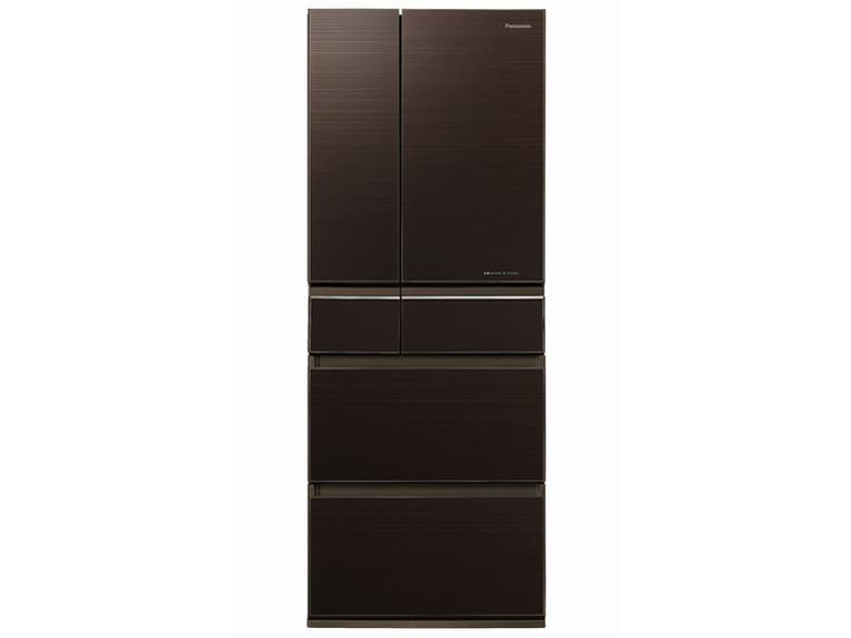 【標準設置無料】 パナソニック 450L パーシャル搭載冷蔵庫NR-F454HPX-T 質量:97kg