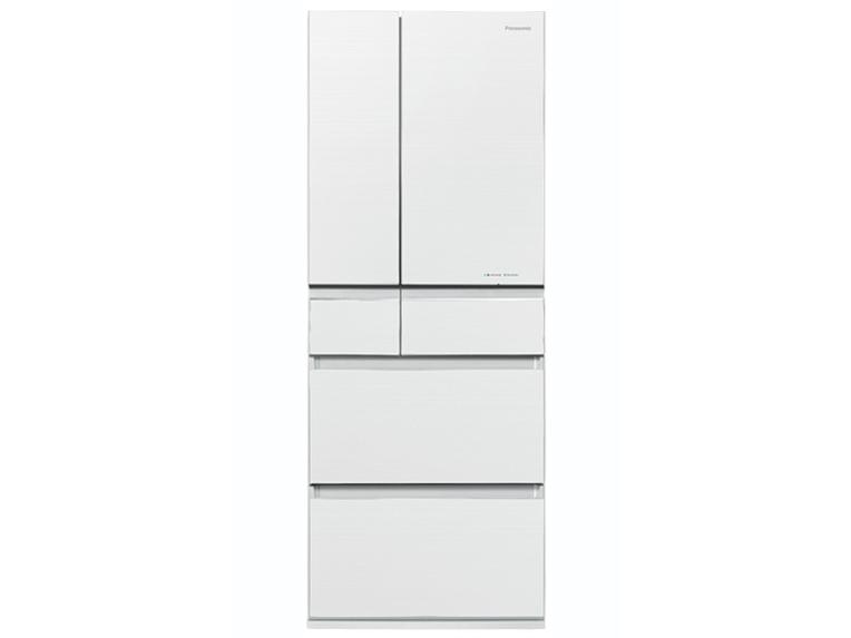 【標準設置無料】 パナソニック 450L パーシャル搭載冷蔵庫NR-F454HPX-W 質量:97kg
