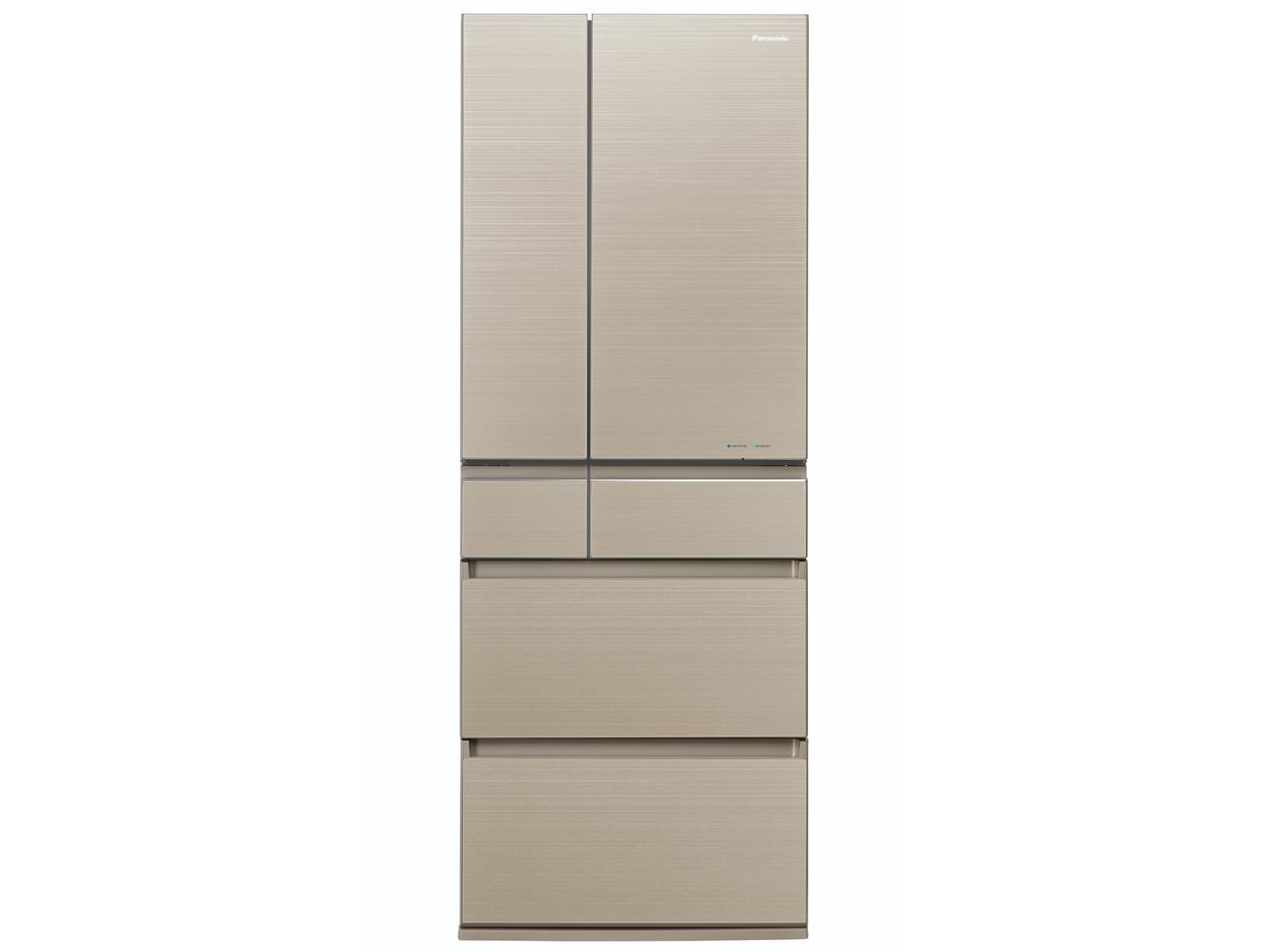 【標準設置無料】 パナソニック 600L パーシャル搭載冷蔵庫NR-F604HPX-N 質量:116kg