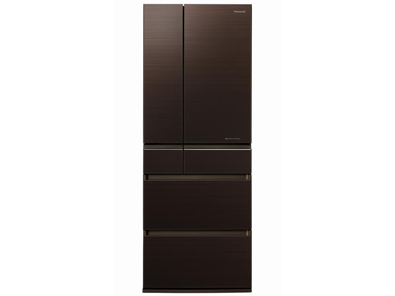 【標準設置無料】 パナソニック 600L パーシャル搭載冷蔵庫NR-F604HPX-T 質量:116kg