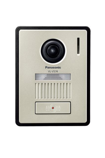 パナソニック カラーカメラ玄関子機VL-V574L-N
