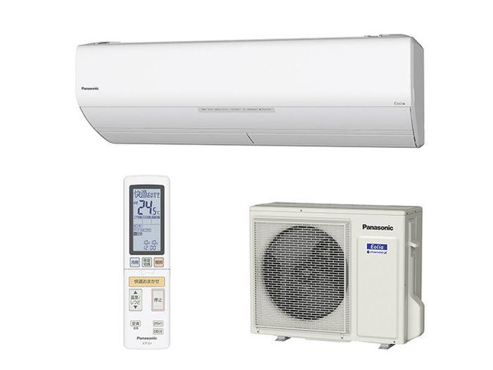 パナソニック 19年度モデルWXシリーズ CS-WX639C2W【20畳用冷暖房除湿エアコン200V仕様】