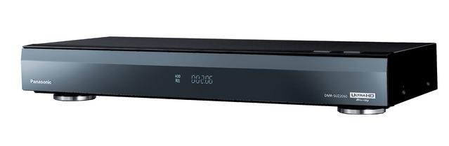 パナソニック 4Kディーガ 2TBHDD/3チューナー搭載4Kチューナー内蔵 3D対応ブルーレイレコーダー DMR-SUZ2060