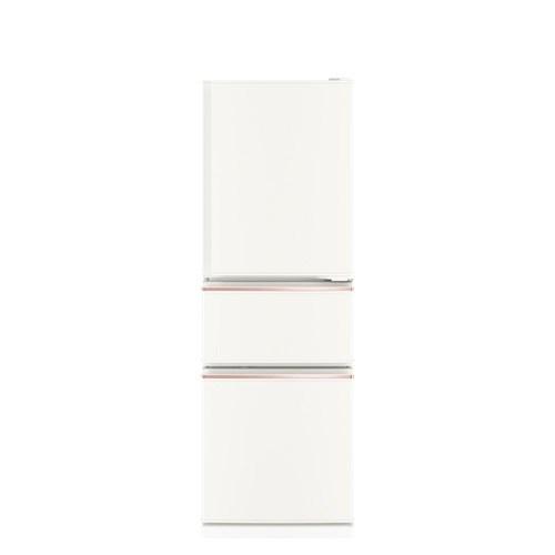 【標準設置無料】三菱電機 272L 3ドア CXシリーズ冷蔵庫【右開き→】MR-CX27D-W