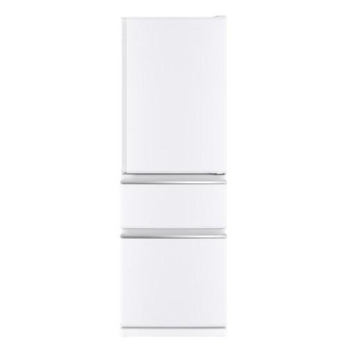 【標準設置無料】三菱電機 365L 3ドア CXシリーズ冷蔵庫【右開き→】MR-CX37D-W