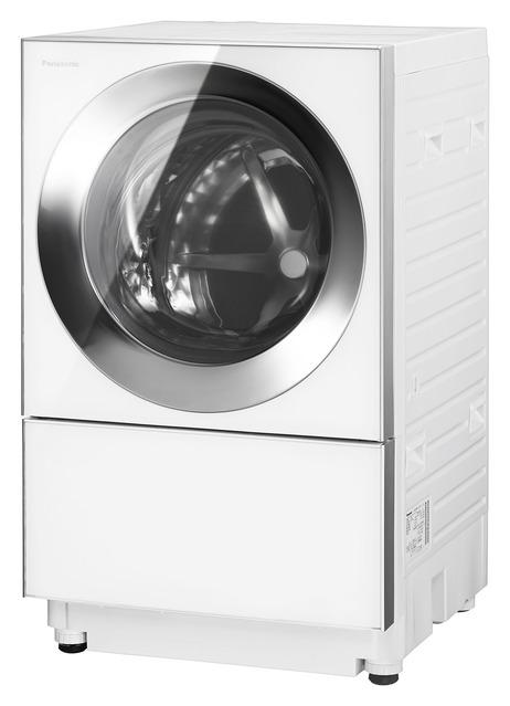 パナソニック キューブル ななめドラム洗濯乾燥機【左開き←】NA-VG1300L-S