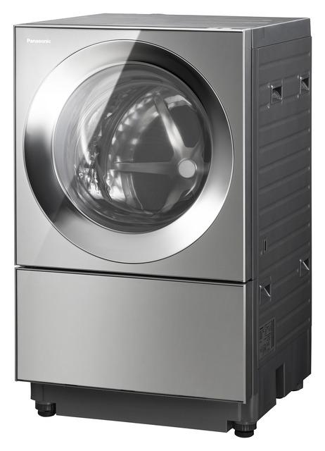 パナソニック キューブル ななめドラム洗濯乾燥機【左開き←】NA-VG2300L-X
