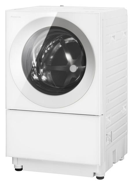 パナソニック キューブル ななめドラム洗濯乾燥機【左開き←】NA-VG730R-S
