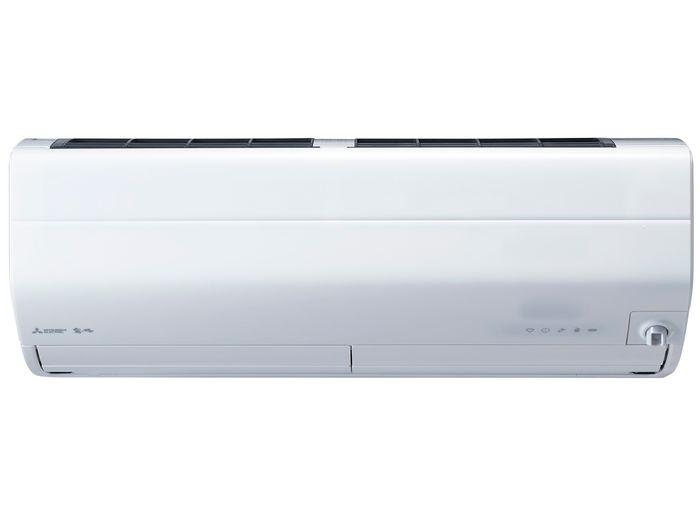 三菱 19年モデル MSZ-HXV2519-W【ズバ暖霧ヶ峰】搭載冷暖房8畳用エアコン