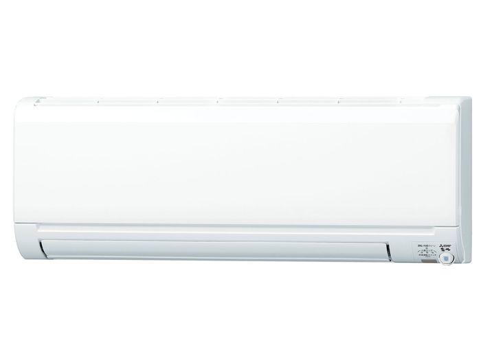 三菱 19年モデル MSZ-KXV5619S-W【ズバ暖霧ヶ峰】搭載冷暖房19畳用エアコン200V仕様