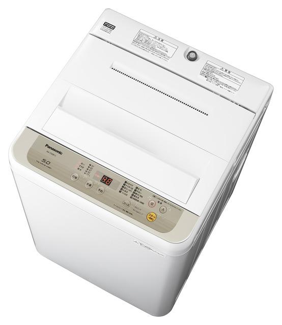 パナソニック 全自動洗濯機 NA-F50B12-N