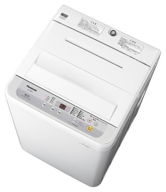 パナソニック 全自動洗濯機 NA-F60B12-S