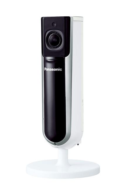 パナソニック 屋内HDカメラ KX-HDN105-W