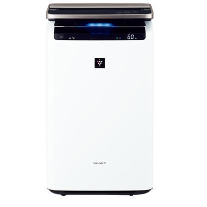 シャープ「プラズマクラスターNEXT」搭載加湿空気清浄機【23畳まで】KI-JP100-W