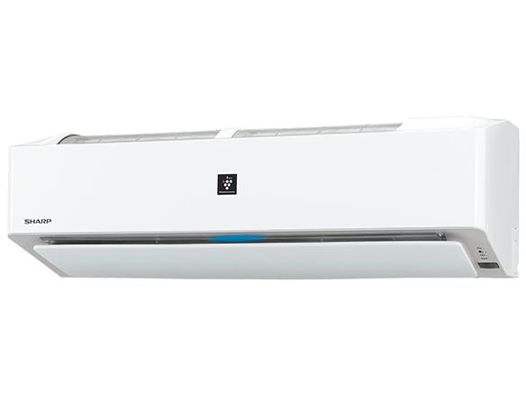 シャープ 19年度モデルHシリーズ 高濃度プラズマクラスター25000搭載AY-J56H2-W冷暖房タイプ18畳用エアコン