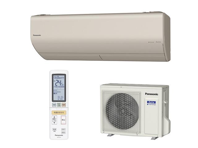 パナソニック 19年度モデルCXシリーズ CS-289CX2-C 【10畳用冷暖房除湿エアコン200V仕様】