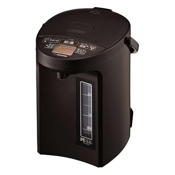 象印 優湯生 3.0Lマイコン沸とうVE電気まほうびんCV-GB30-TA