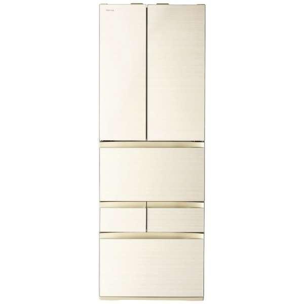 【標準設置無料】東芝 べジータ 508L 6ドア冷蔵庫GR-R510FZ-ZC