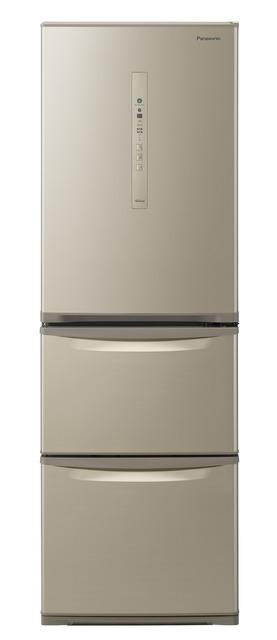 【標準設置無料】パナソニック 365L ノンフロン冷凍冷蔵庫左開き← NR-C370CL-N