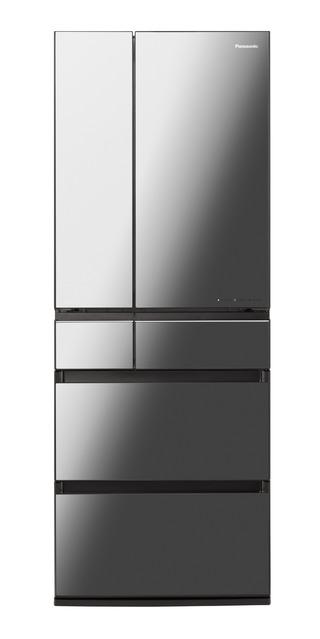 パナソニック 600Lパーシャル搭載冷蔵庫 NR-F605WPX-X【設置無料】