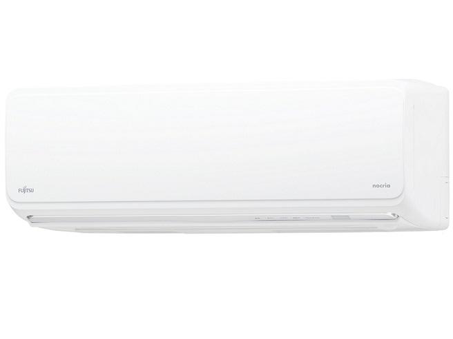 富士通ゼネラル 19年度モデル nocria Zシリーズ AS-Z63J2-W【冷暖房タイプ ルームエアコン】20畳用200V仕様