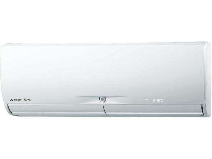 三菱 2019年モデル 霧ヶ峰 JXVシリーズ冷暖房8畳用エアコンMSZ-JXV2519-W