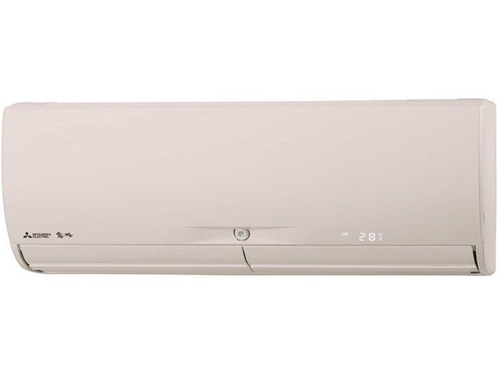 三菱 2019年モデル 霧ヶ峰 JXVシリーズ冷暖房10畳用エアコン200V仕様MSZ-JXV2819S-T