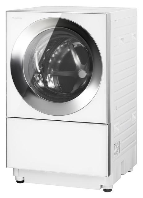 パナソニック キューブル ななめドラム洗濯乾燥機【左開き←】NA-VG1200L-S