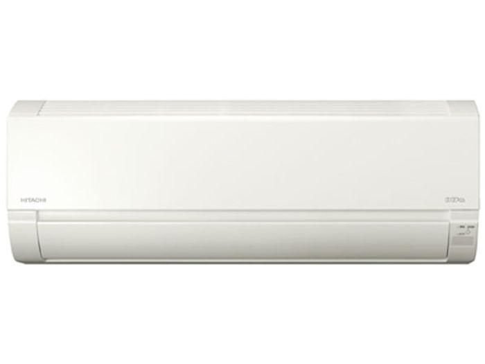 日立19年モデル白くまくんAシリーズ 10畳用冷暖房エアコンRAS-A28J-W