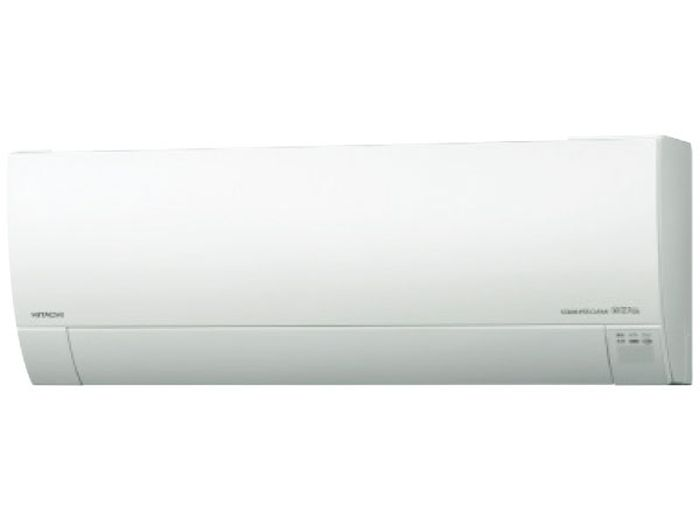 日立19年モデル白くまくんGシリーズ 12畳用冷暖房エアコンRAS-G36J-W
