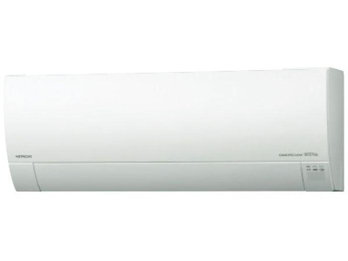 日立19年モデル白くまくんGシリーズ 14畳用冷暖房エアコン200V仕様 RAS-G40J2-W