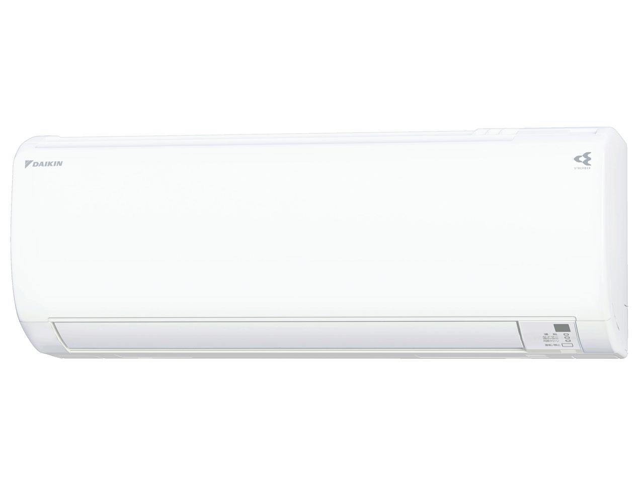 ダイキン 19年モデル KXシリーズ S22WTKXP-W 【200V用】6畳用冷暖房除湿エアコン