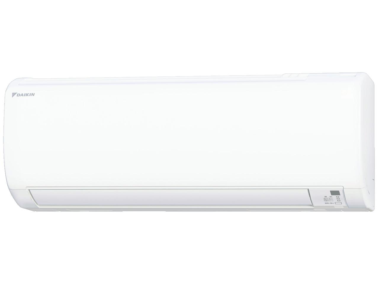 ダイキン 19年モデル Eシリーズ S28WTEV-W 【200V用 電源直結型】10畳用冷暖房除湿エアコン