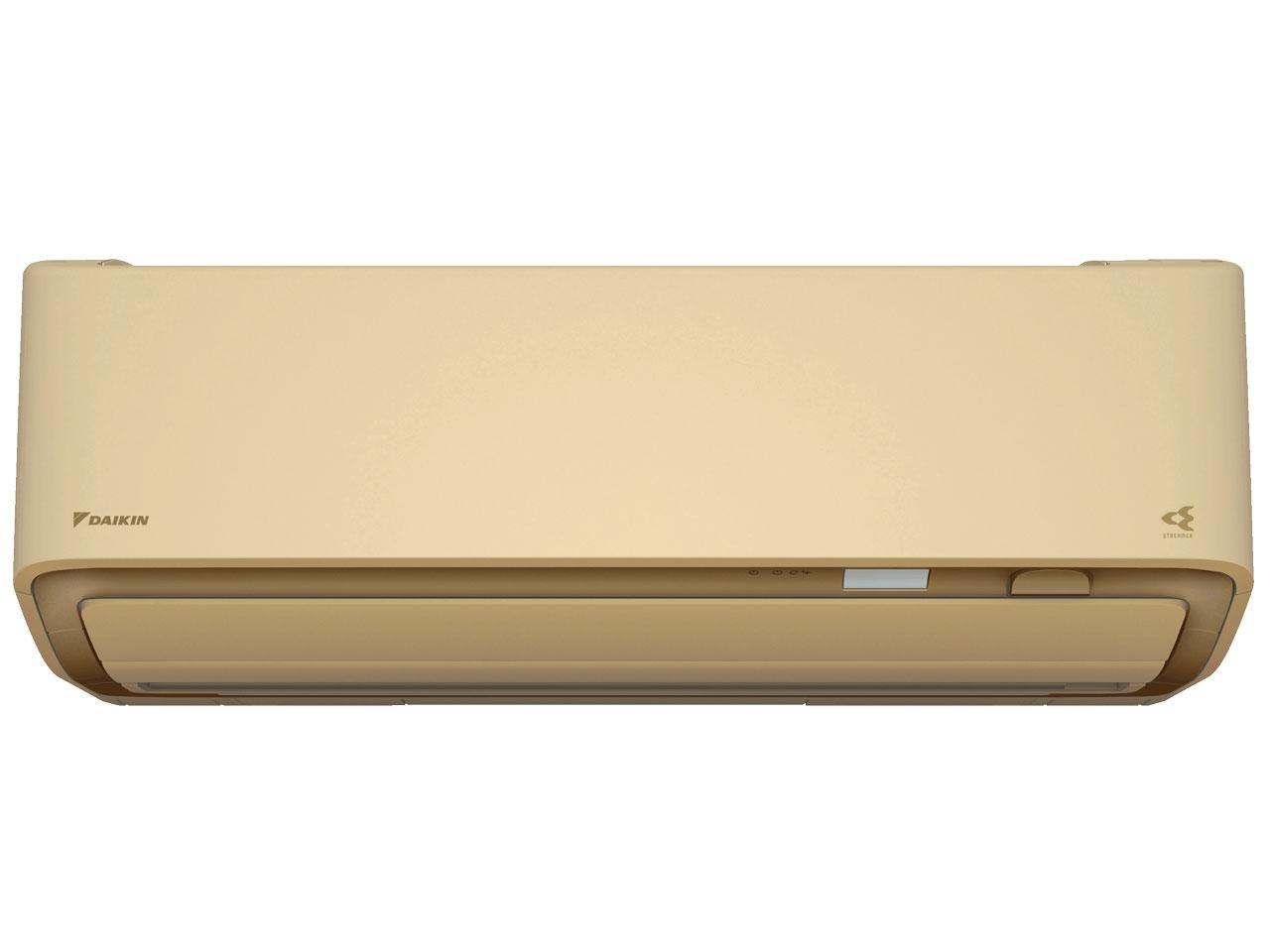 ダイキン 19年モデル DXシリーズ S63WTDXV-C 【200V用 電源直結型】20畳用冷暖房除湿エアコン