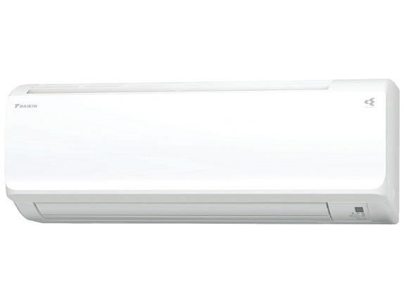 ダイキン 19年モデル CXシリーズ S71WTCXV-W 【200V用 電源直結型】23畳用冷暖房除湿エアコン