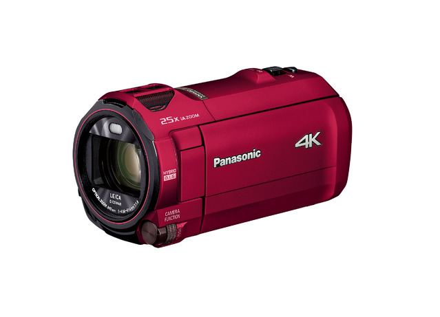 パナソニック デジタル4Kビデオカメラ HC-VZX992M-R【創業74年、初期不良対応】