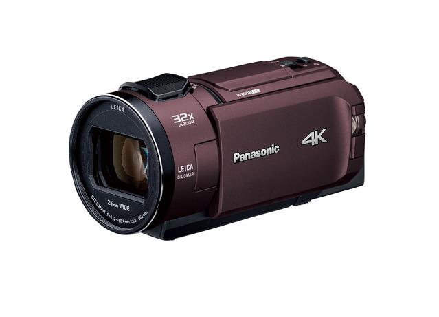 パナソニック デジタル4Kビデオカメラ HC-WZX2M-T【創業74年、初期不良対応】
