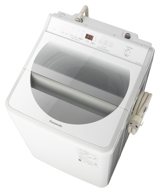 パナソニック 全自動洗濯機 NA-FA100H7-W
