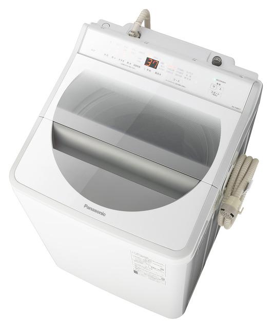 パナソニック 全自動洗濯機 NA-FA80H7-W