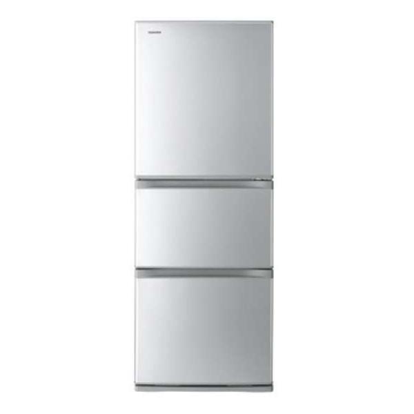 【ご予約受付中】【標準設置無料】東芝 べジータ GR-R33S-S 330L 3ドア冷蔵庫
