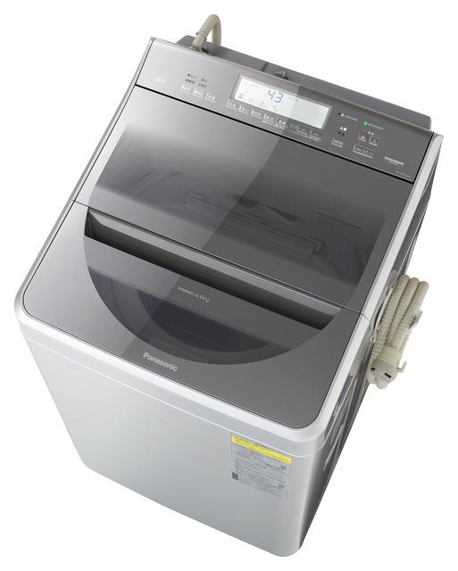 パナソニック 洗濯乾燥機 NA-FW120V2-S